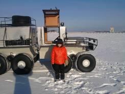 Снегоболотоход Странник