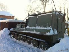 Гусеничный транспортер ГАЗ-71 танкетка