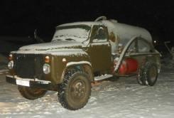 АС-бочка, ГАЗ-52, в хорошем состоянии, газ