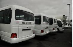 Hyundai County, 2013