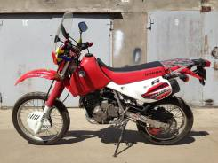 HONDA XR650L, 2005