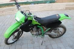 Kawasaki KLX300R, 2001