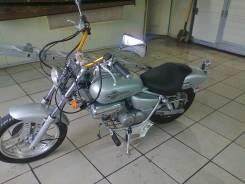 Honda Magna, 2002