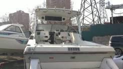 Продам  дизельный катер  27 футов