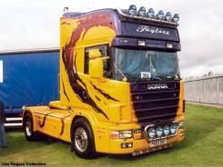 Запчасти на Scania (седельный тягач)Б/п по РФ из Европы