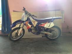 Yamaha YZ 125, 2001