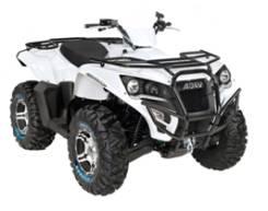 ATV 600 U, 2013
