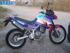 Kawasaki KLE 250, 1993