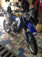 WR 450 F, 2008