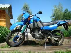 Yamaha XT 400, 1996
