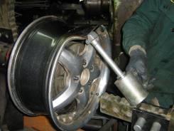Правка литых и металлических дисков , сварка аргоном