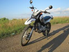 Yamaha Serow, 2009