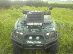 Kawasaki Brute Force 750, 2008