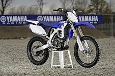 Yamaha YZ 250, 2013
