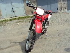 Honda XR 400R, 2002