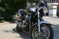 Yamaha XJR 1200, 2009