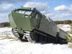 """ДТМ-20п снегоболотоход семейства """"Витязь"""" новое поколение"""