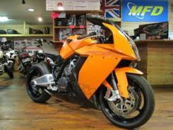 KTM 1190 RC8, 2009