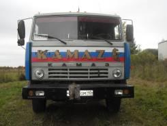 КАМАЗ 53212+прицеп СЗАП 8357, 1992