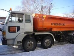 Автоуслуги бензовоз секционный 12000л