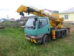 Продам ямобур Мицубиси-Кантер 1995г. в