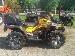 BRP Can-Am Outlander XMR 800, 2011