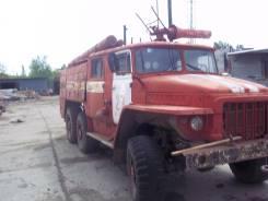 Урал 375Н АЦ40 ПОЖАРНАЯ МАШИНА, 1982