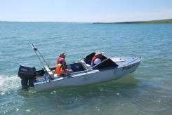 Продам отличную лодку Прогресс-4 (модернизированный)