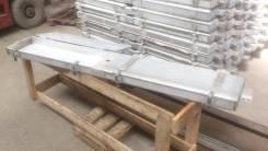 Блок-форма для заморозки рыбы LBH. Замки, Т-шарниры