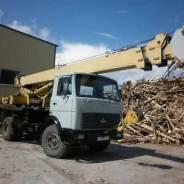 Продаю Автокран Машека КС 3579, на шасси МАЗ 5337 грузоподъемностью 15