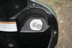 Suzuki Address V100, 1998