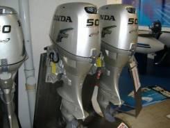 Мотор подвесной Honda BF50 новый