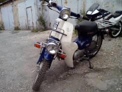 Honda Super Cub 50, 2004