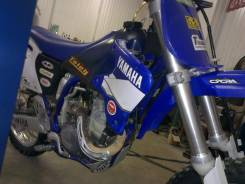 Yamaha YZ 400, 2000