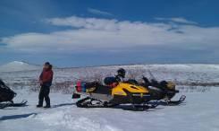 Ski doo tundra 550 lt, 2010