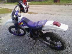 Yamaha TT-R 125