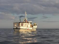 Срочно Продам прогулочное судно