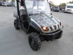 Yamaha Rhino, 2008