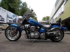 Yamaha RoadStar 1900, 2008