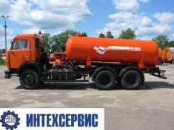 Камаз 65115, Ассенизаторская  КО-505А, 2013г. Новый!