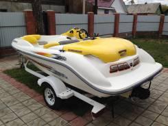 Водомётный Катер  Sea-Doo Sportster LE 130 л. с. с телегой