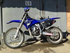 Yamaha yz250f, 2009