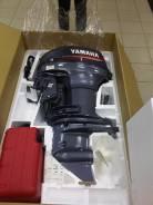 Новый лодочный мотор Yamaha 40 XWS (2017)