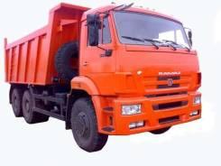 КАМАЗ 6520-73, 2014
