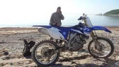 Yamaha YZF 450, 2006