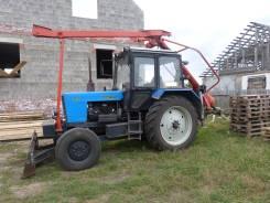 Продам Ямобур на базе МТЗ-82