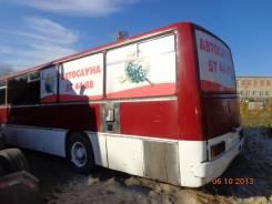 Икарус 255 сауна на колесах, 1980