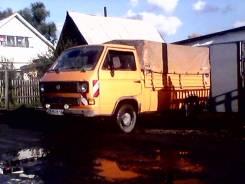 Volkswagen Transporter, 1985