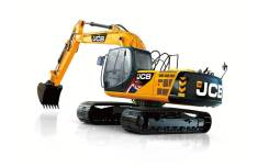 JCB JS370LC, 2014