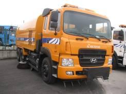 Hyundai Gold. Новый Hyundai HD250 многофункциональный подметало-моечный грузовик, 11 149куб. см.